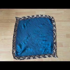"Authentic Roberto Cavalli Silk Scarf 29x29"""